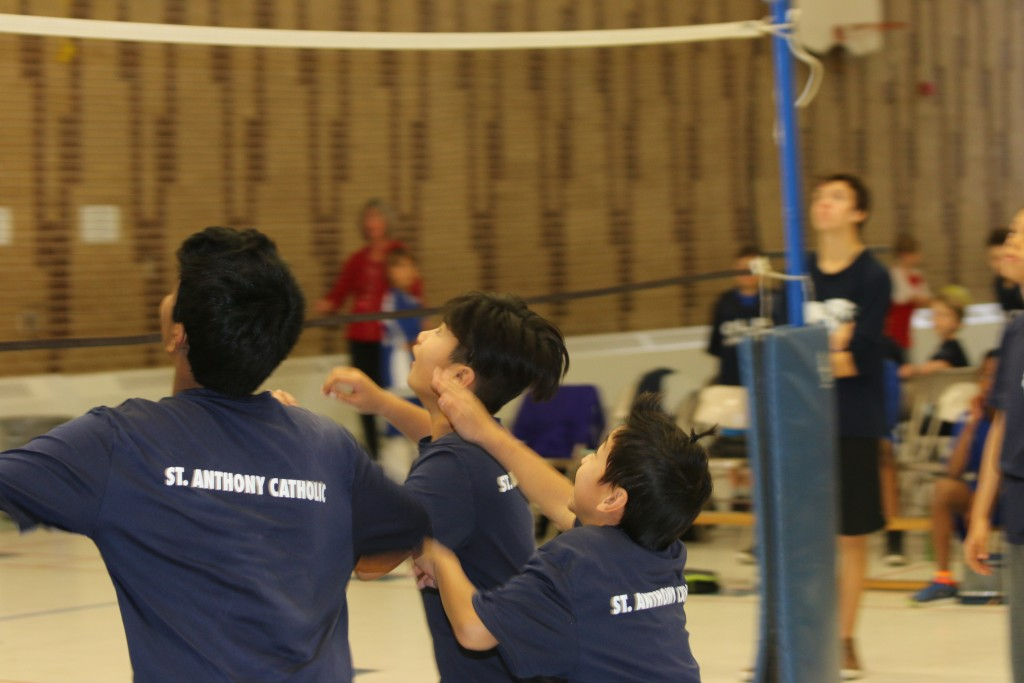 Game for first place against St. George - really exciting match!